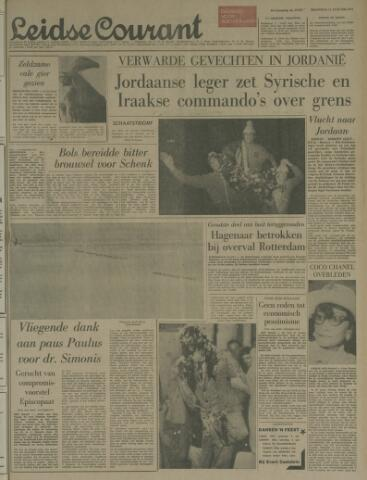 Leidse Courant 1971-01-11