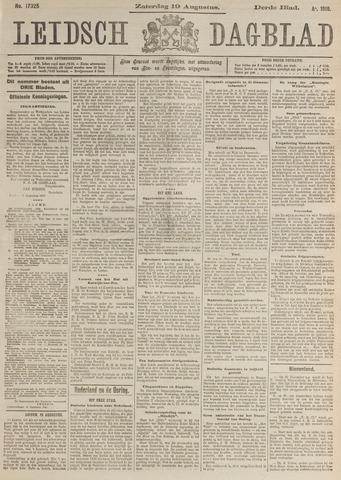 Leidsch Dagblad 1916-08-19