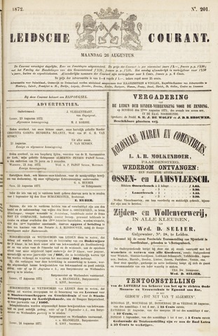Leydse Courant 1872-08-26