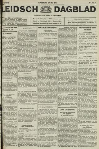 Leidsch Dagblad 1932-05-19
