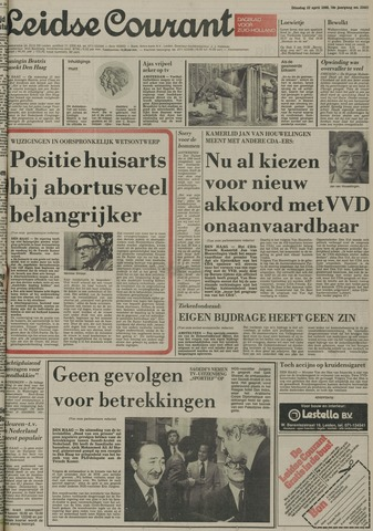 Leidse Courant 1980-04-22