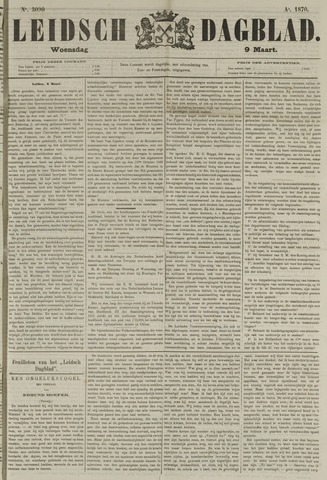 Leidsch Dagblad 1870-03-09