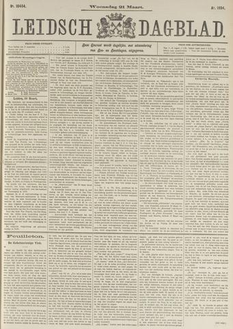 Leidsch Dagblad 1894-03-21