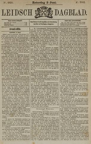 Leidsch Dagblad 1882-06-03