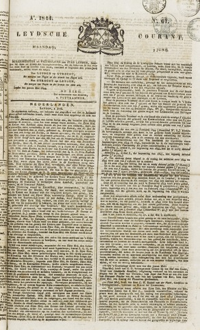 Leydse Courant 1844-06-03