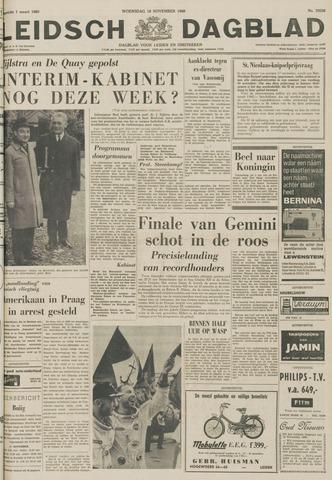 Leidsch Dagblad 1966-11-16