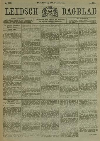 Leidsch Dagblad 1909-12-30