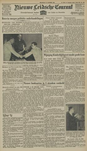 Nieuwe Leidsche Courant 1946-10-21