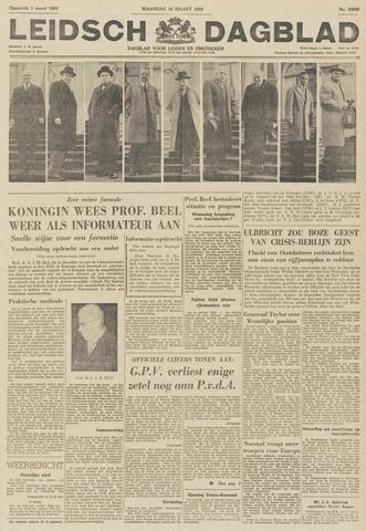 Leidsch Dagblad 1959-03-16