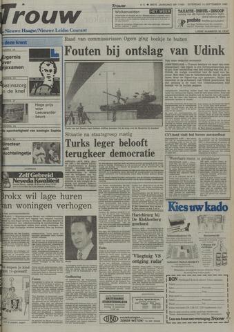 Nieuwe Leidsche Courant 1980-09-13