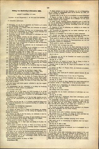 Handelingen van de Raad 1881-12-08