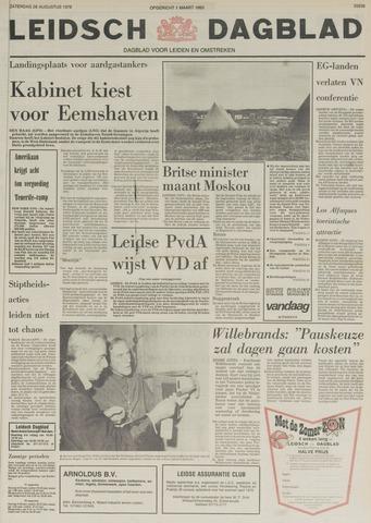 Leidsch Dagblad 1978-08-26