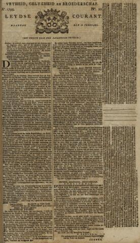 Leydse Courant 1795-02-16