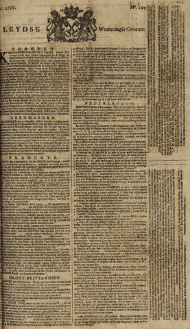 Leydse Courant 1777-09-10