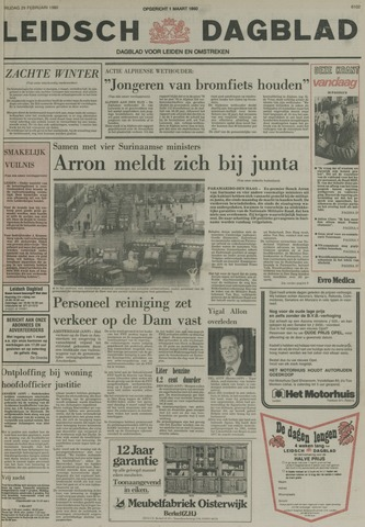 Leidsch Dagblad 1980-02-29