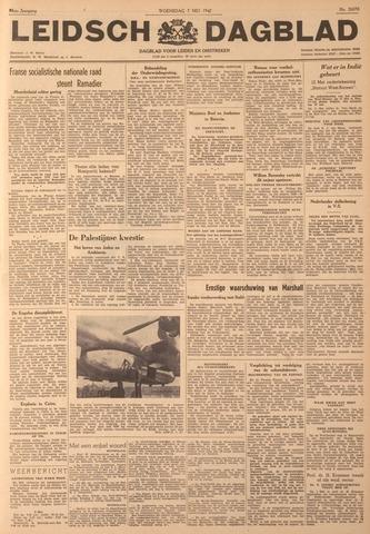 Leidsch Dagblad 1947-05-07