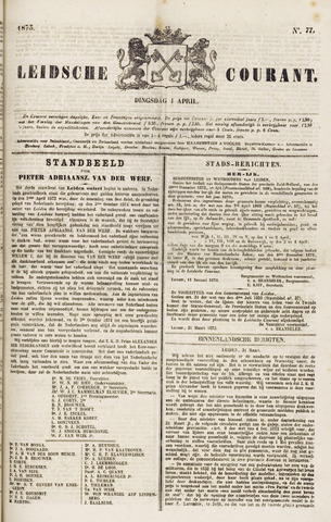 Leydse Courant 1873-04-01