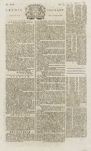 Leydse Courant 1818-02-20