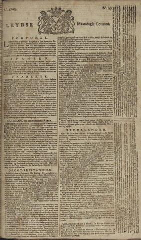 Leydse Courant 1765-03-04