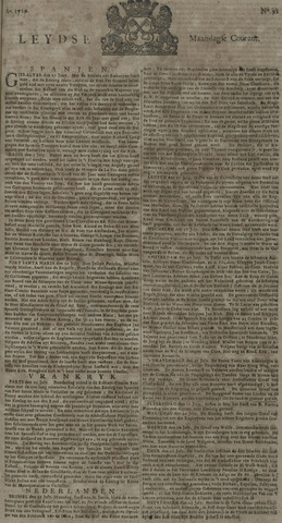 Leydse Courant 1729-08-01