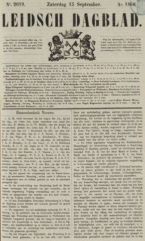 Leidsch Dagblad 1866-09-15