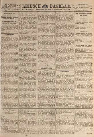 Leidsch Dagblad 1921-05-09