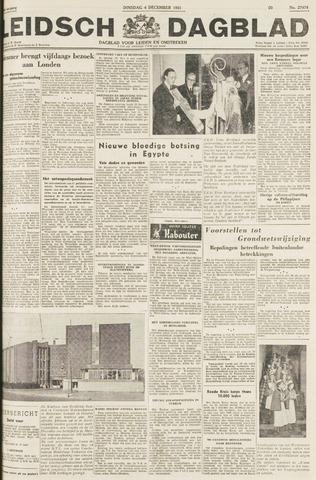 Leidsch Dagblad 1951-12-04