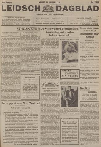 Leidsch Dagblad 1938-01-28