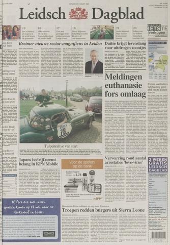 Leidsch Dagblad 2000-05-09