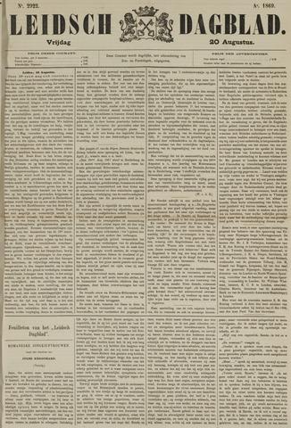 Leidsch Dagblad 1869-08-20