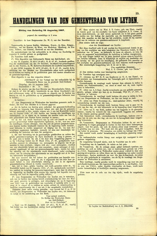 Handelingen van de Raad 1867-08-24