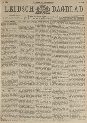 Leidsch Dagblad 1907-08-16