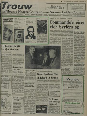 Nieuwe Leidsche Courant 1975-09-13