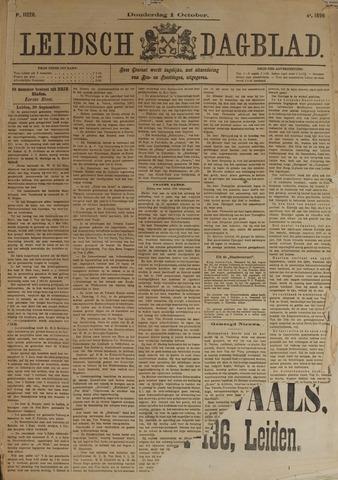 Leidsch Dagblad 1896-10-01
