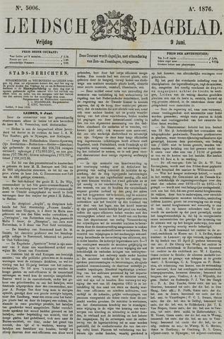 Leidsch Dagblad 1876-06-09