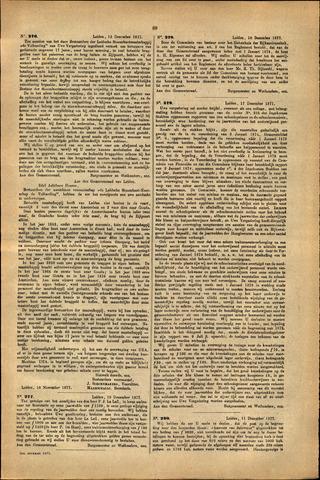 Handelingen van de Raad 1877-12-13