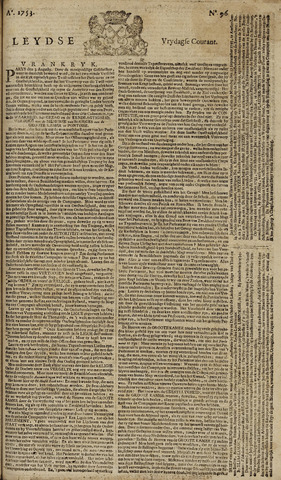 Leydse Courant 1753-08-10
