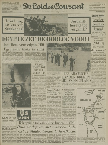 Leidse Courant 1967-06-07