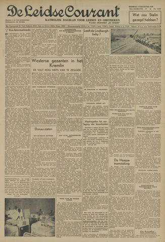 Leidse Courant 1948-08-03