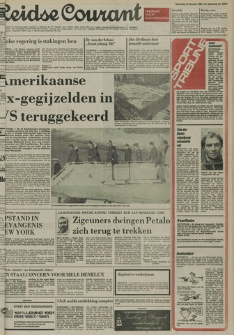 Leidse Courant 1981-01-26