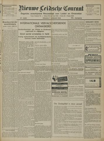 Nieuwe Leidsche Courant 1938-01-07