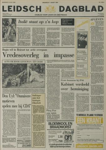 Leidsch Dagblad 1982-07-12