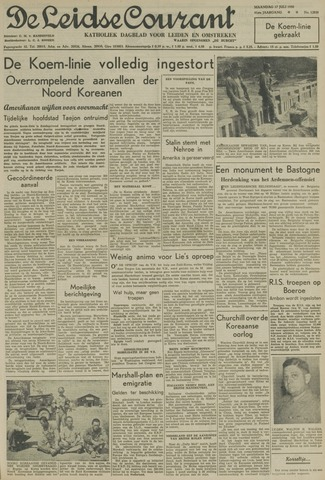 Leidse Courant 1950-07-17