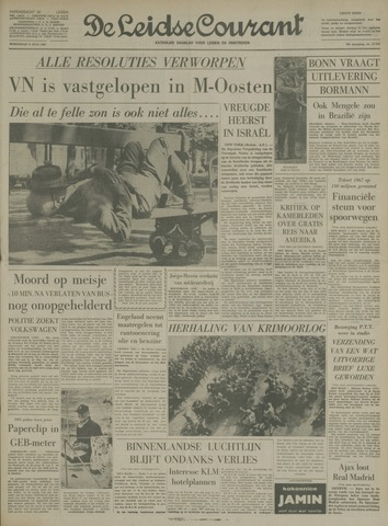 Leidse Courant 1967-07-05