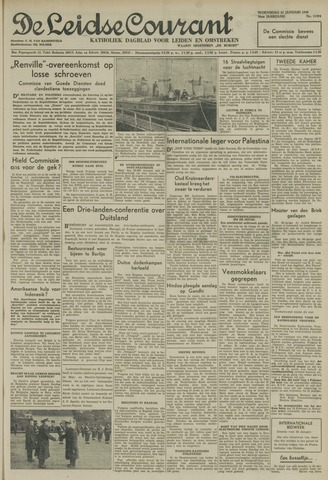 Leidse Courant 1948-01-21