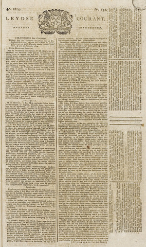 Leydse Courant 1814-12-12