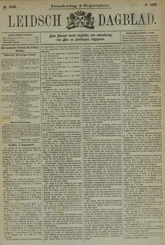 Leidsch Dagblad 1890-09-04