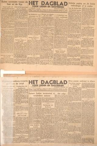 Dagblad voor Leiden en Omstreken 1944-12-28