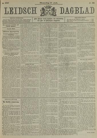Leidsch Dagblad 1911-07-17
