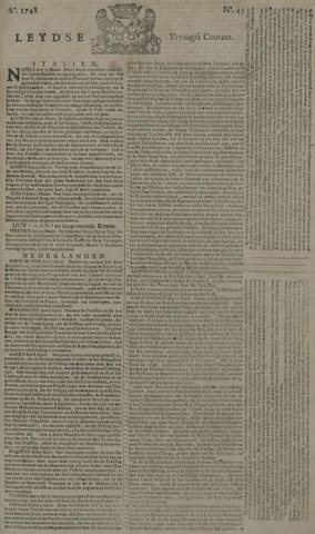 Leydse Courant 1748-04-12